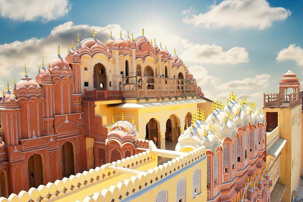 golden triangle with mumbai - bunson travel
